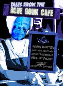 the blue gonk cafe